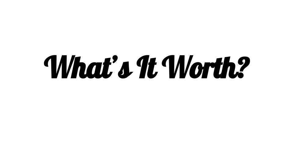 Whats It Worth >> What S It Worth Tim Fox Homes